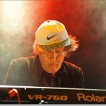 roland, artiest op keyboard