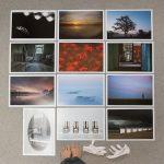 Printwerken voor het fotosalon